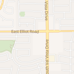 Directions for East Valley Landscape Solutions in Gilbert, AZ 70 S Val Vista Dr