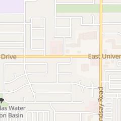 Directions for Techer's Tree Service in Mesa, AZ 2624 E Baltimore St