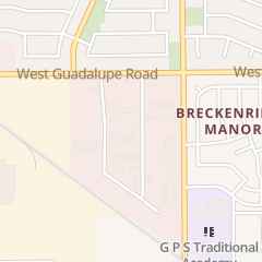Directions for Community Landscape Management in Gilbert, az 742 N Monterey St