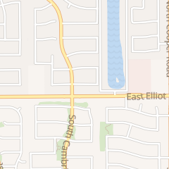 Directions for HAWKEYE LANDSCAPING in Gilbert, AZ