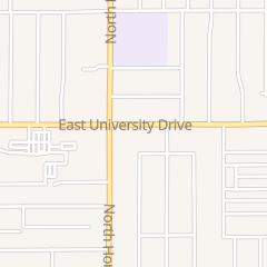 Directions for A Tooth Doctor for Kids East in Mesa, AZ 829 E University Dr