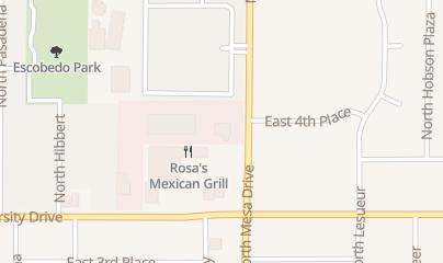 Directions for SimonMed imaging - Mesa Drive in Mesa, AZ 456 N Mesa Dr