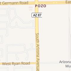 Directions for AZ Landscape Referals in Chandler, AZ 19051 S Arizona Ave