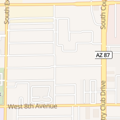 Directions for The Free Church of Tonga in Mesa, AZ 554 W 6Th Dr