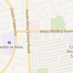 Directions for Mesa Baptist Church in Mesa, AZ 2425 S Alma School Rd