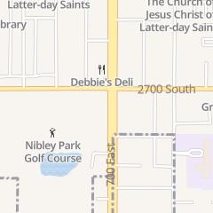 Directions for City of Salt Lake City in Salt Lake City, UT 2730 S 700 E
