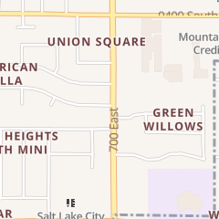 Directions for Country Lane Sandy Central Assisted Living in Sandy, UT 9532 S 700 E
