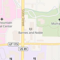 Directions for County of Salt Lake in Salt Lake City, UT 5201 S Murray Park Ln