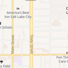 Directions for Glens Keys Locks & Safes in Salt Lake City, UT 1147 S State St