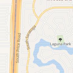 Directions for Baha'i Faith in Mesa, AZ 2620 W Laguna Azul Ave