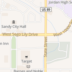 Directions for Blu Line Designs in Sandy, UT 45 W Sego Lily Dr Ste 500