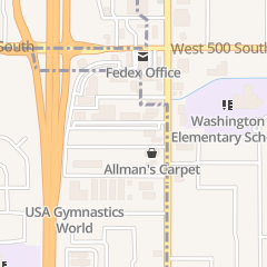 Directions for Anytime Fitness in Bountiful, UT 533 W 750 S