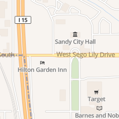 Directions for Russell Platt Architecture in Sandy, UT 235 W Sego Lily Dr