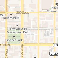 Directions for Dan's Maytag Home Appliance Center in Salt Lake City, UT 1199 2236 S