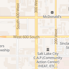 Directions for All Pro Appliance Service in Salt Lake City, UT