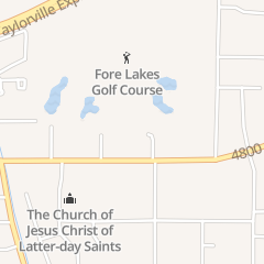 Directions for Fore Lakes Golf Course in Salt Lake City, UT 1285 W 4700 S