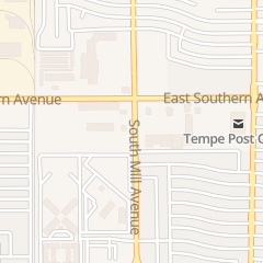 Directions for Arizona Brothers Keeper Ministry in Tempe, AZ 3400 S Mill Ave Ste 130