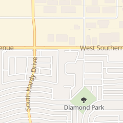 Directions for Emmanuel Lutheran Church in Tempe, AZ 715 W Southern Ave