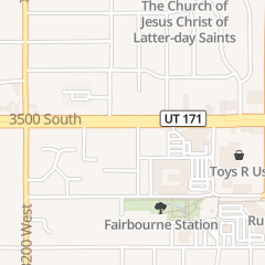 Directions for Quality Appliance Service in West Valley City, UT 2983 W 3500 S