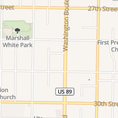 Directions for Mark-A-Newt Appliance Specialists in Ogden, UT 2855 Washington Blvd