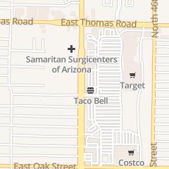 Directions for Aspen Dental in Phoenix, AZ 2641 N 44th St Ste 101