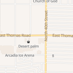 Directions for Armando's Mexican Food in Phoenix, AZ 3955 E Thomas Rd