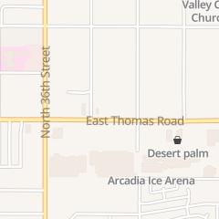 Directions for Children's Dental Land in Phoenix, AZ 3722 E Thomas Rd