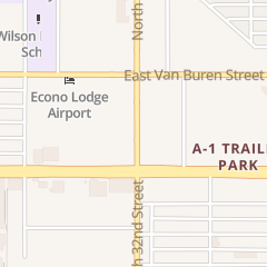 Directions for Phoenix Rack and Axle in Phoenix, AZ 114 n 32nd St
