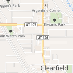 Directions for Appliance Clinic in Clearfield, UT 37 W 250 N