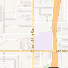 Directions for Homesmart in Phoenix, AZ 5611 N 16Th St Ste 300