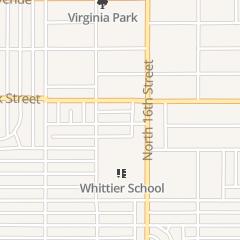 Directions for Coronado Scale Models in Phoenix, AZ 1544 E Cypress St