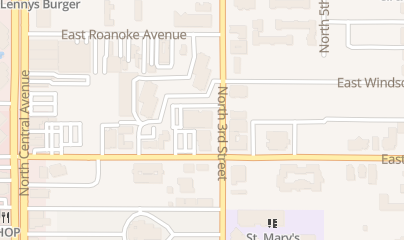 Directions for SimonMed imaging - Phoenix in Phoenix, AZ 2620 N 3rd St