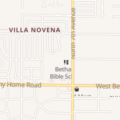 Directions for Bethany Bible Church in Phoenix, AZ 6060 N 7th Ave