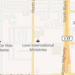 Directions for Love International Ministries in Phoenix, AZ 5219 N 27th Ave