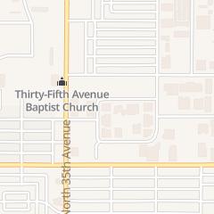 Directions for Tp Acoustics in Phoenix, AZ 2515 N 34th Dr