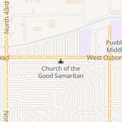 Directions for Church of the Good Samaritan in Phoenix, AZ 4049 W Osborn Rd