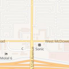 Directions for 1 Stop Phoenix Title Loans in Phoenix, AZ 1625 North 51st Avenue
