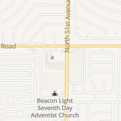 Directions for Azusa World Ministries in Phoenix, AZ 5109 W Thomas Rd