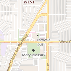 Directions for MARYVALE HOSPITAL in Phoenix, AZ 5102 W Campbell Ave
