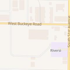 Directions for Peyton's Phoenix in Phoenix, AZ 5305 W Buckeye Rd