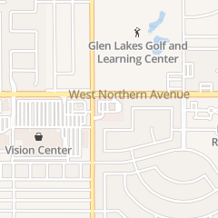 Directions for Arizona Federal Credit Union in Glendale, az 5485 W Northern Ave