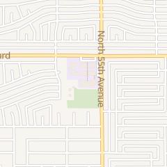 Directions for Harris Elementary School in Phoenix, AZ 2252 n 55th Ave
