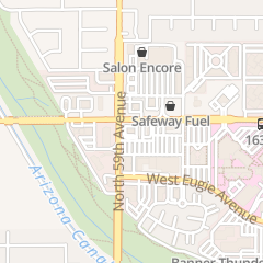 Directions for Bank of America Financial Center in Glendale, AZ 5831 W Thunderbird Rd