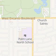 Directions for Palm Lane North Elementary School in PHOENIX, AZ 6339 W Monte Vista Rd