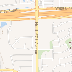 Directions for Bbva Compass in Glendale, AZ 20016 N 67th Ave