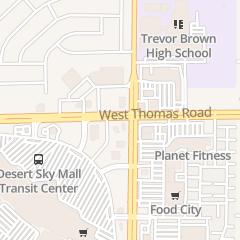 Directions for Aldo's Hot Wings in Phoenix, AZ 7537 W Thomas Rd