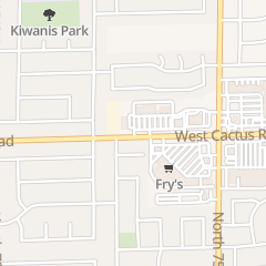 Directions for AZ Nail Supply in Peoria, AZ 7582 W Cactus Rd Ste B2