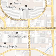 Directions for Mattress Firm in Glendale, AZ 7708 W Bell Rd Ste 101