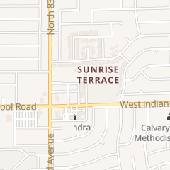 Directions for Rib Shop in Phoenix, AZ 4131 N 83rd Ave