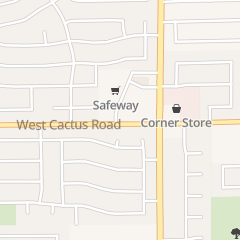 Directions for Jd Nails in Peoria, AZ 8390 W Cactus Rd Ste 102